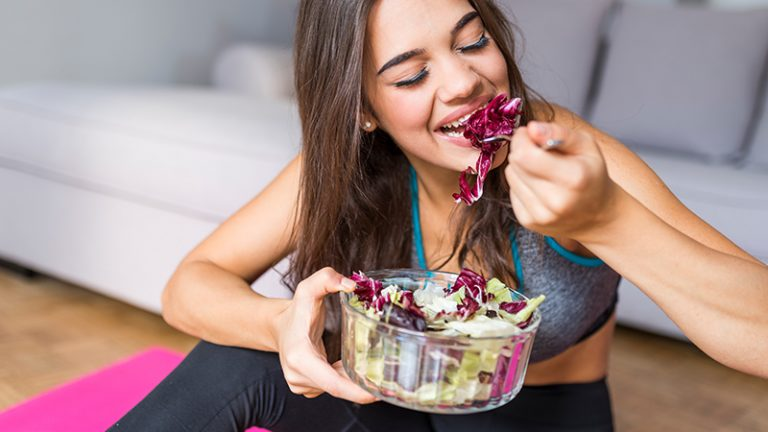 7 snacks para quemar calorías