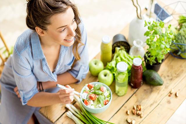 Mejora tu dieta con estos alimentos