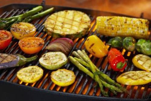 5 consejos para preparar vegetales al asador