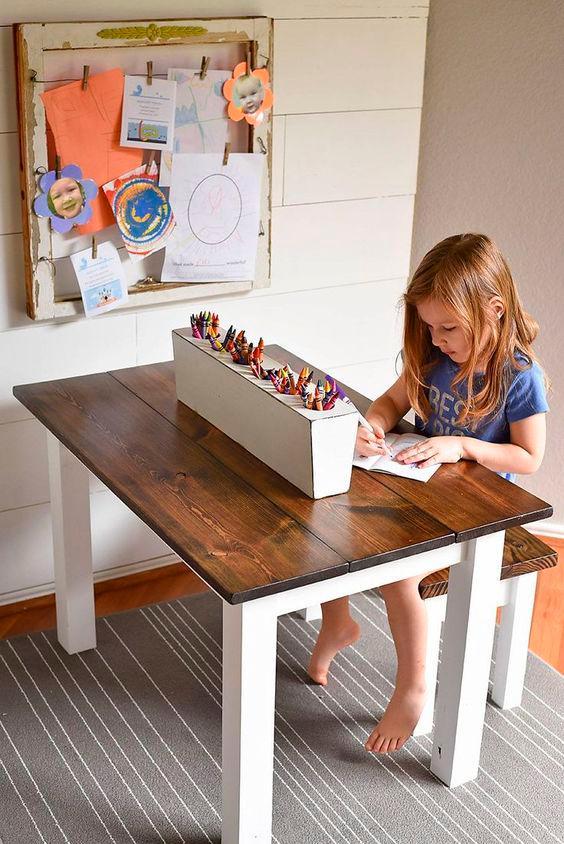 Arma tu propio salón de clases en casa