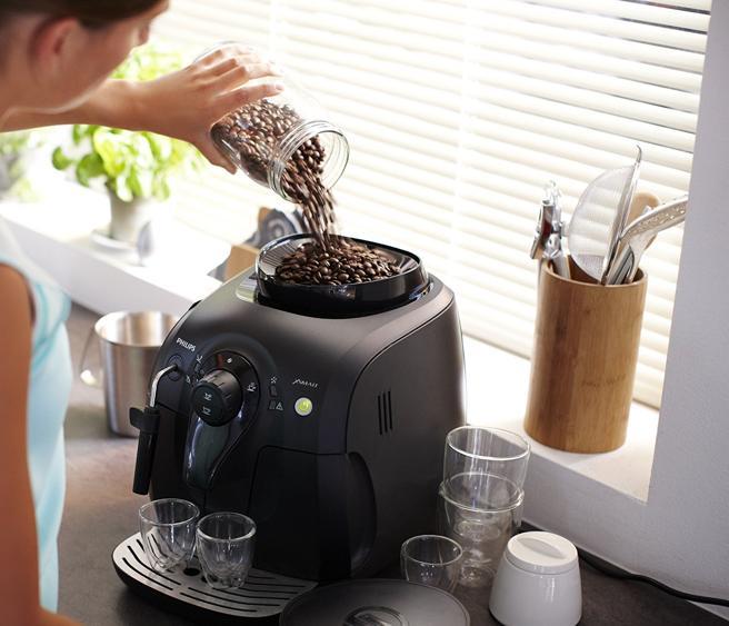 Elige una cafetera espresso adecuada