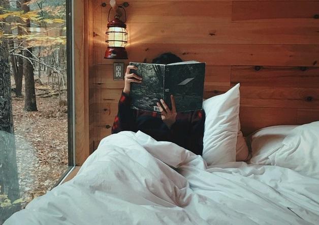 Beneficios de leer antes de dormirse