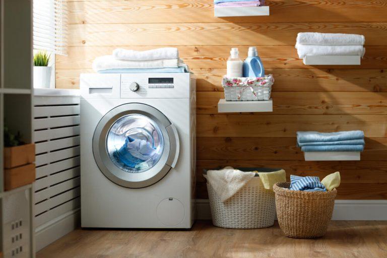 Trucos para que tu lavadora esté limpia