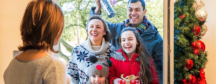 4 consejos útiles para recibir invitados en navidad