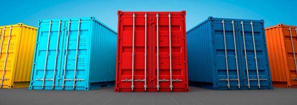 Principales tipos de contenedores marítimos
