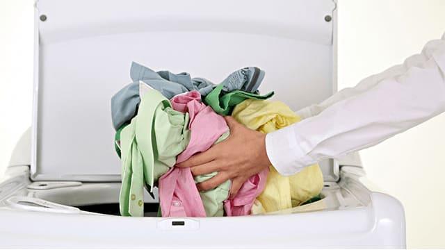 Tamaños estándar de lavadora