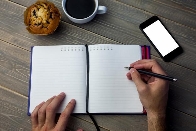 Aplicaciones para llevar un diario en tu móvil