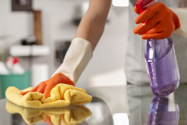Limpia tu casa en la mitad de tiempo