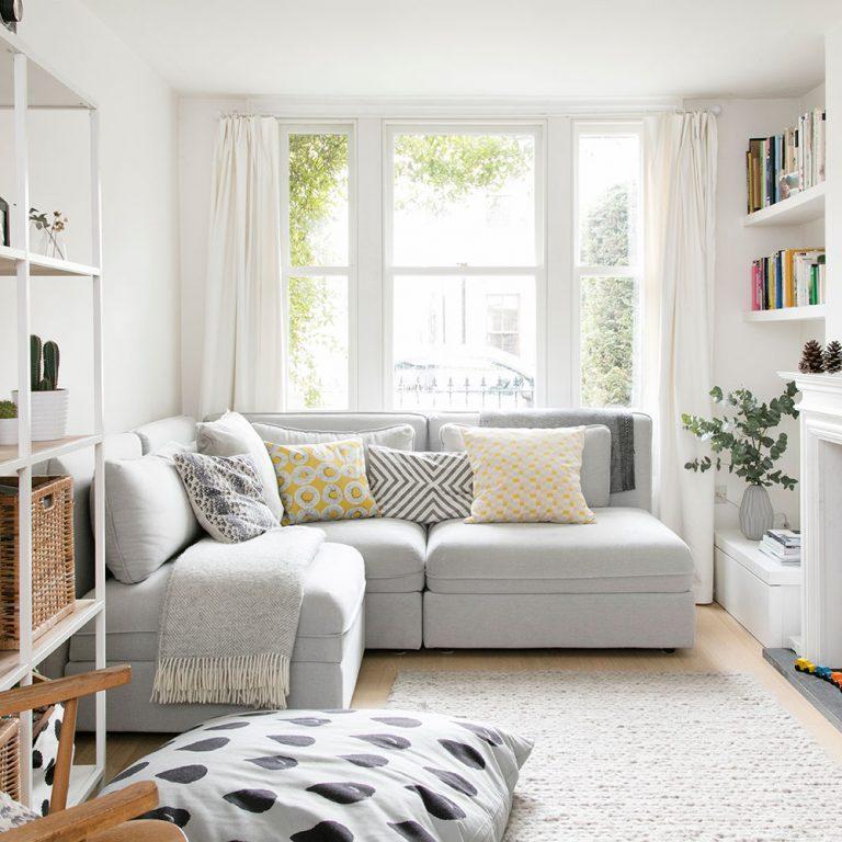 Dale estilo a tu sala con los muebles adecuados