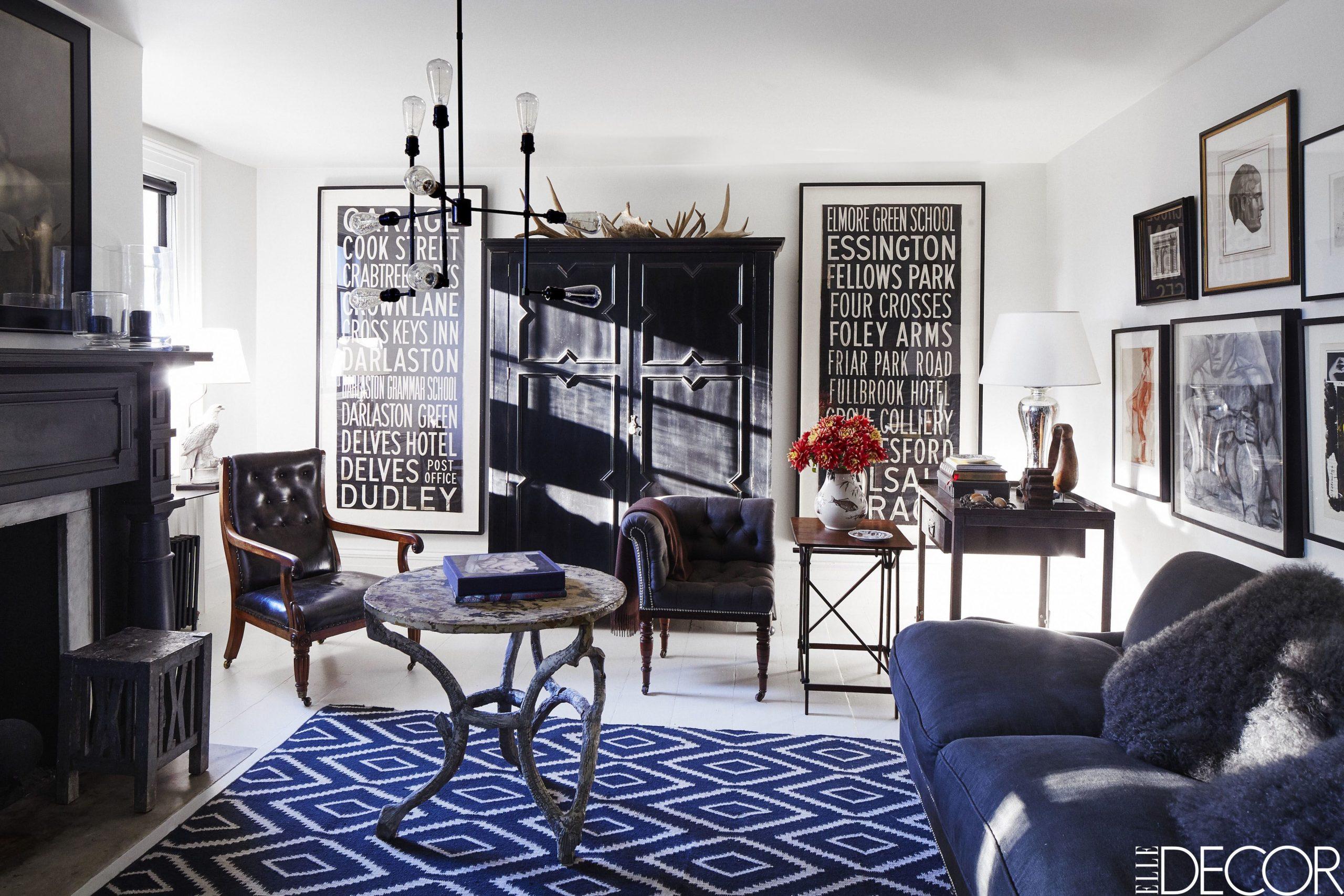 Cómo diseñar y distribuir una pequeña sala de estar