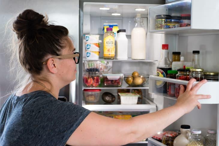 Productos básicos para el refrigerador