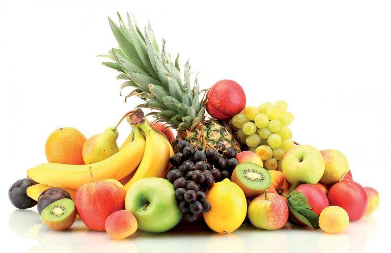 Las 5 frutas más saludables
