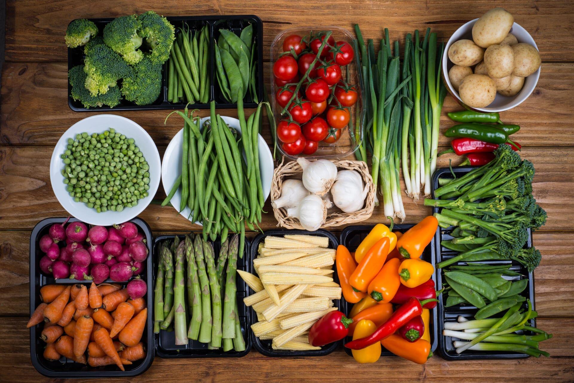 Estas son 10 de las verduras más saludables del planeta según expertos