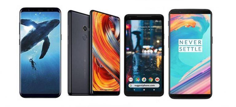 Los mejores celulares con cámara en 2021