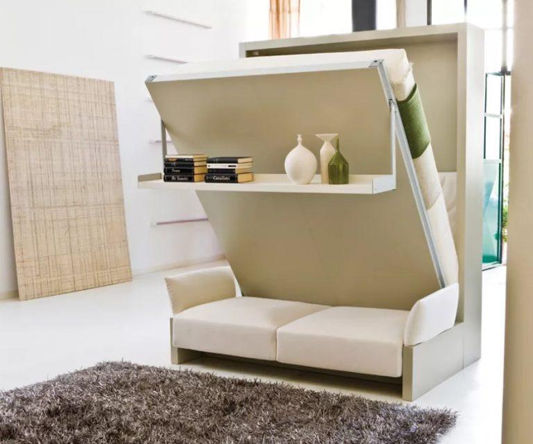 Muebles: ¿Cómo elegirlos en espacios pequeños?