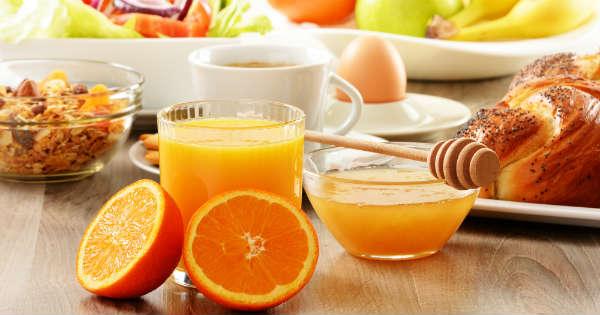 ¿Cuáles son los mejores alimentos para desayunar?