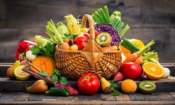 Descubre cómo comer sano con ayuda de frutas y verduras