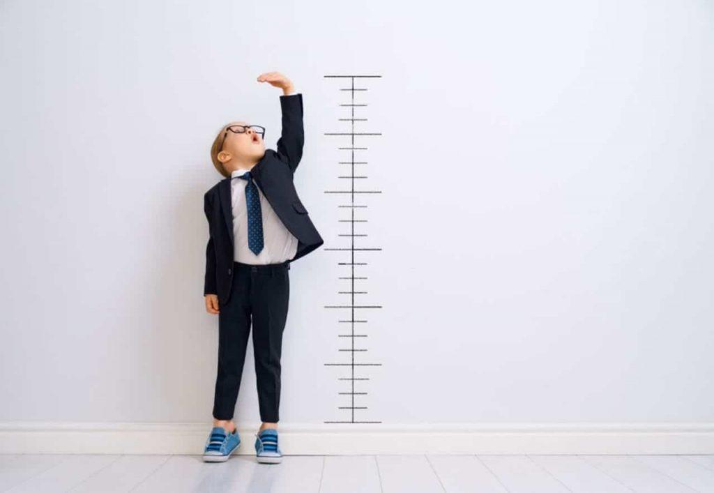 Mitos sobre la altura de las personas