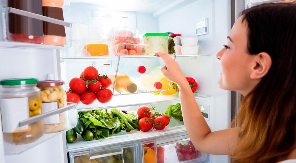 Comida saludable y amigable para tus refrigeradores