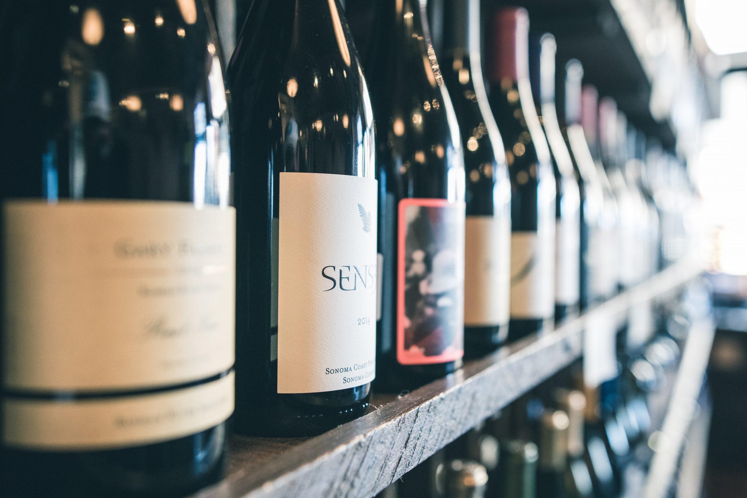 Consejos para comprar vinos y licores en línea