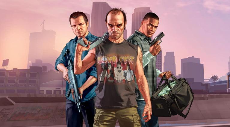 Grand Theft Suto 5