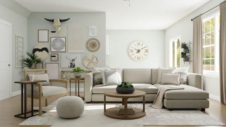Los muebles y accesorios que necesita tu departamento