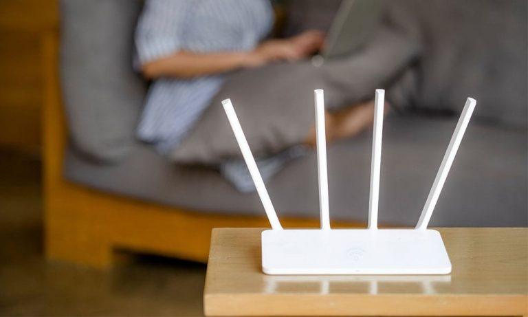 Cambios en el router de internet para mejorar la señal